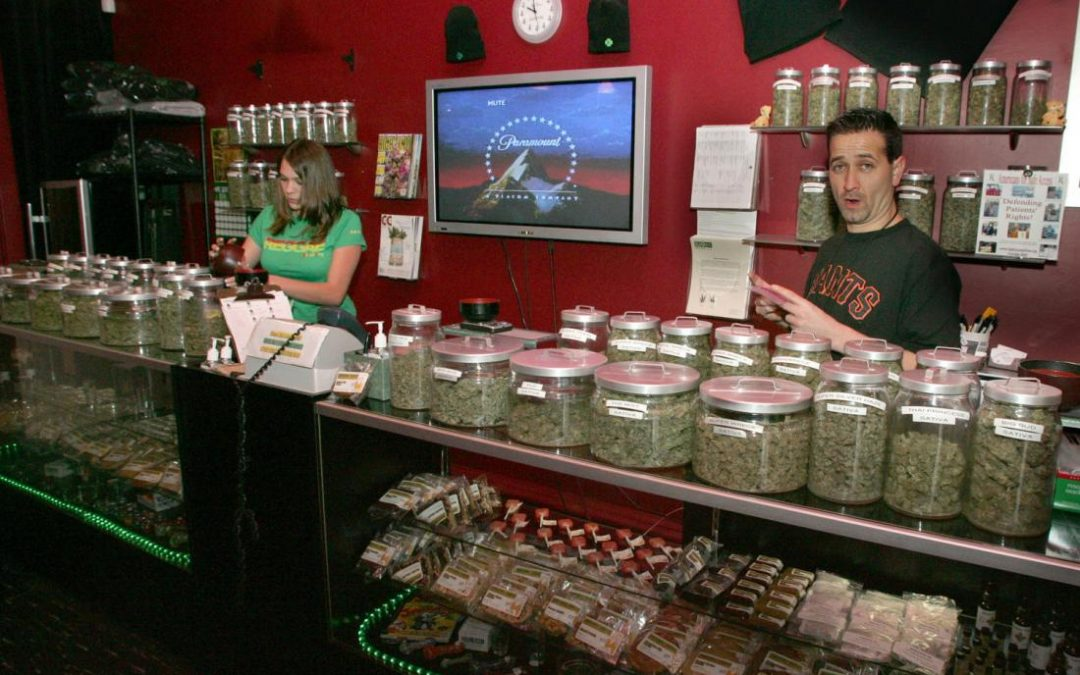 Dispensary ordinance